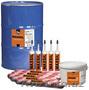 Строительные мастики,  силиконовые герметики и ремонтные ленты MAXSIL